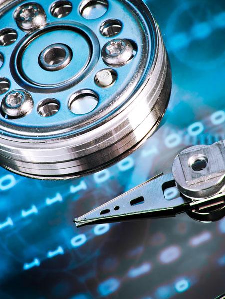 Market Hard Disk
